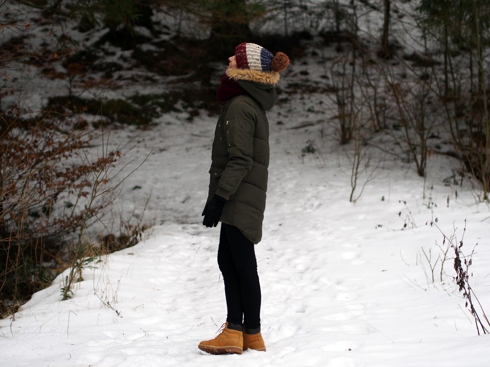 zimná prechádzka po Horehroní