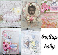 Challenge of the Month Wedding / Baby