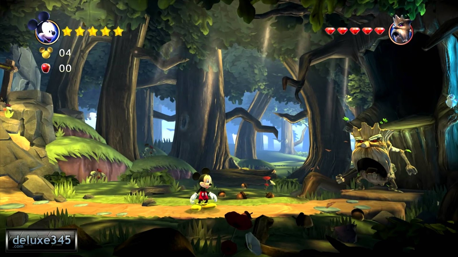Castle of Illusion Starring Mickey Mouse - RIP - PC Game Low Spec Free Download