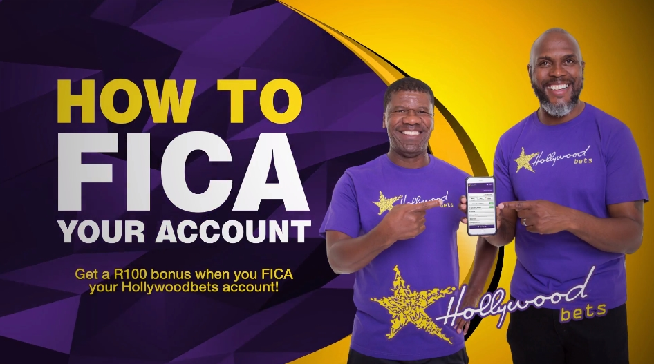 How to FICA your Hollywoodbets Account - Jerry Sikhosana and Brian Baloyi