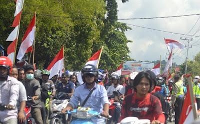 Barisan Rakyat Pembela NKRI, Sangat Anarkis Dalam Berdemonstasi