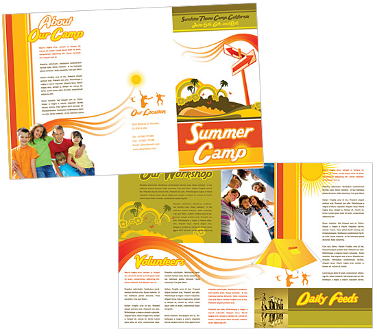 Brochure Templates For Kids. Zafira Pics. 1000 Ideas About Travel