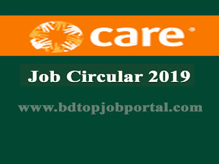CARE Bangladesh Job Circular 2019