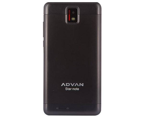 Spesifikasi Advan Star Note
