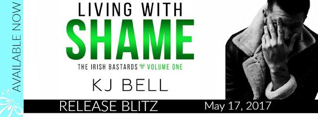 Release Blitz:  Living With Shame – KJ Bell