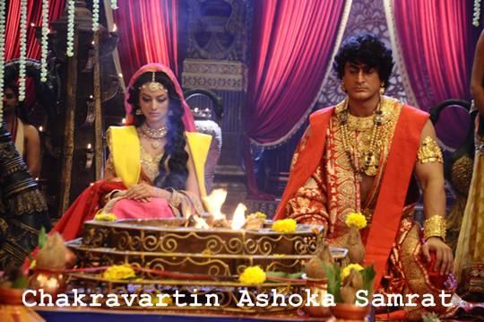 5 Peristiwa Penting Dalam Serial India Chakravartin Ashoka Samrat