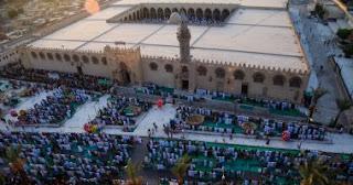 موعد صلاة عيد الفطر المبارك 2018 اليوم الجمعة 15-06-2018 في جميع مدن ومحافظات مصر