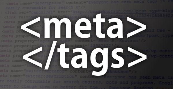 Meta Tags SEO Friendly Blogger 2016