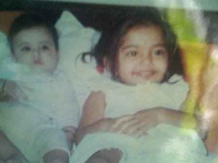 Bollywood Actor & Actress Photos: Sonam Kapoor Childhood ...