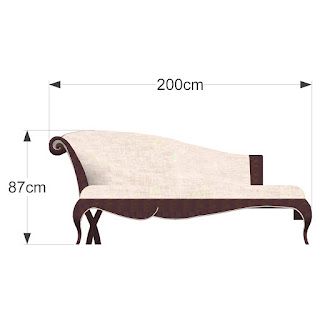 Sketchup - Chaise Longue-006