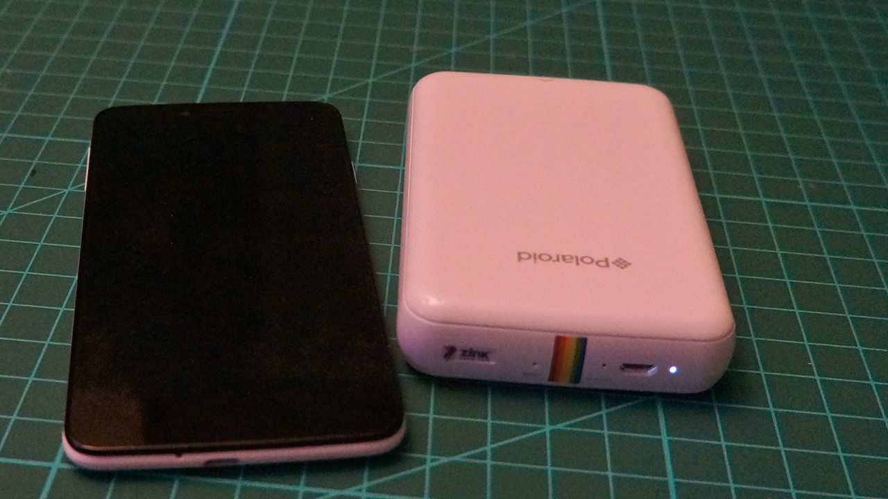 Ali Julia Product Reviews Product Review Polaroid Zip Mobile