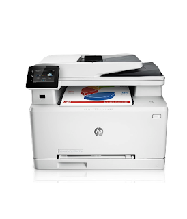 HP Laserjet pro m277dw Wireless Setup, Driver and Manual Download