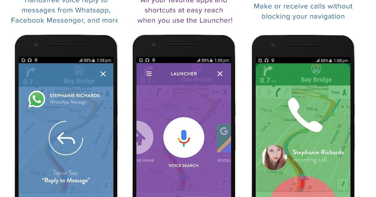Drivemode, uma app indispensável para quem passa horas ao volante