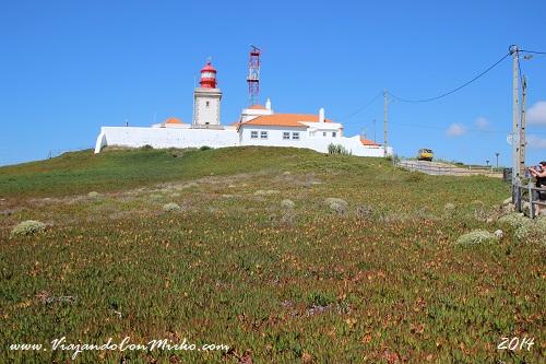 Faro Cabo da Roca