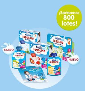 Prueba Nestlé Iogolino