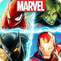 Marvel Battle Lines Mod Apk (Mod Menu/God Mode/One Hit Kill)
