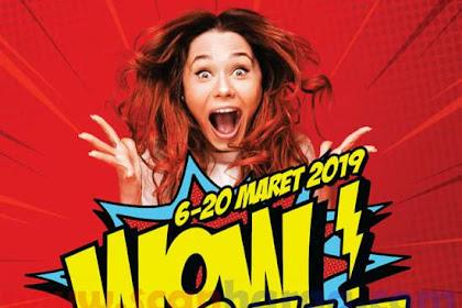 Katalog Promo LULU Hypermarket Terbaru 21 Maret - 5 April 2019