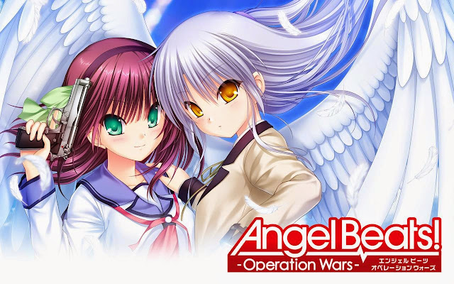 Angel Beats by ivisoft
