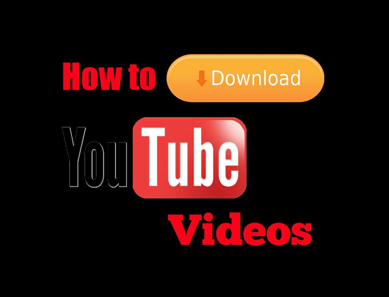 download youtube videos tricks
