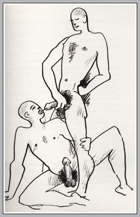 Advise erotic art fellatio