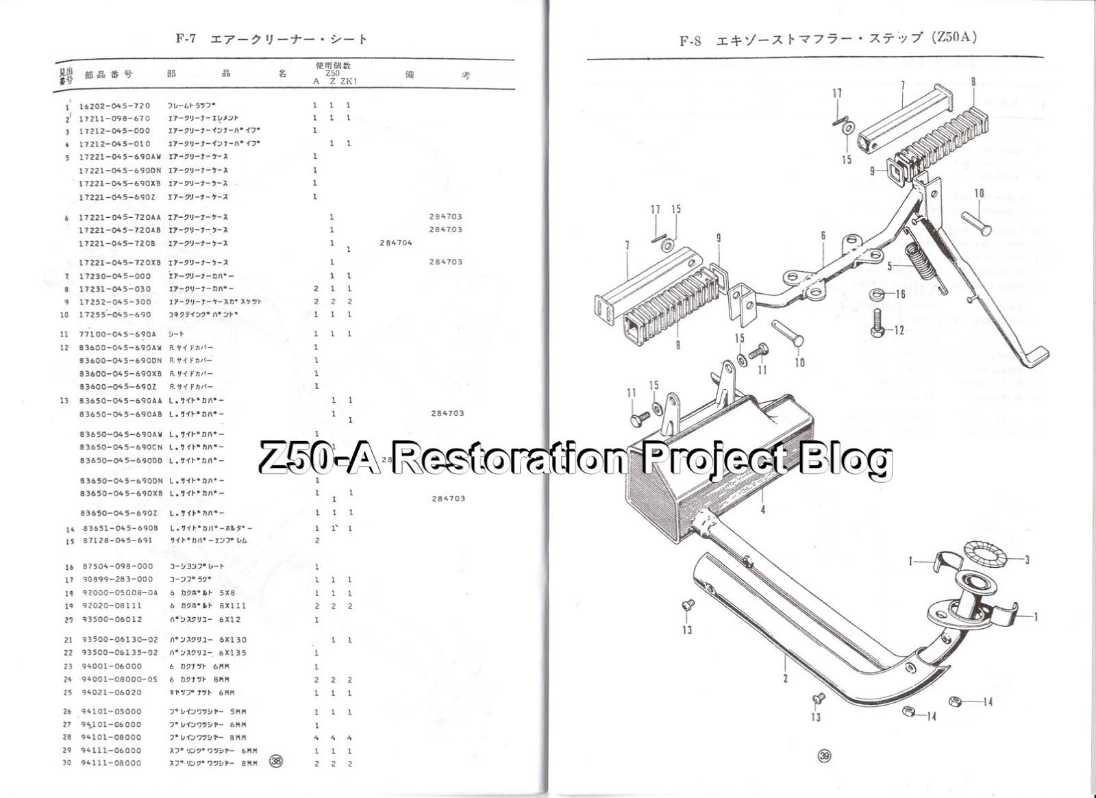 honda z50r wiring diagram