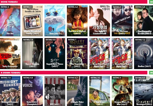 12 Situs Nonton Film Semi Hemat Kuota