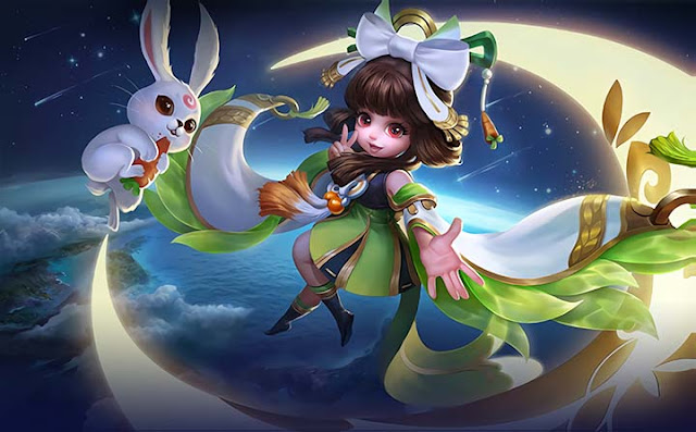 New Hero Chang'e Mobile Legends