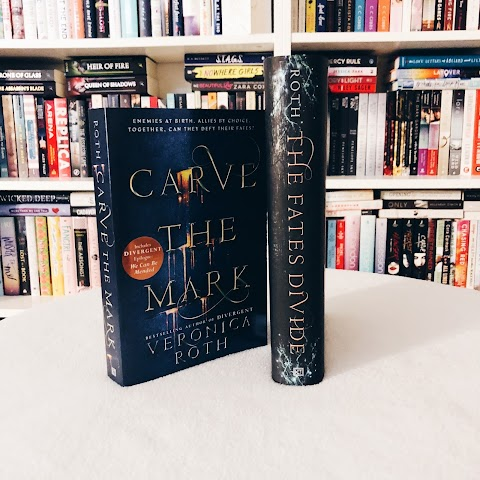 May Bookstagram Challenge Day Four: