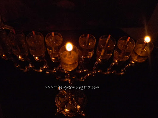 Hanukkah: The Light of the World and Re-dedication Of The Temple