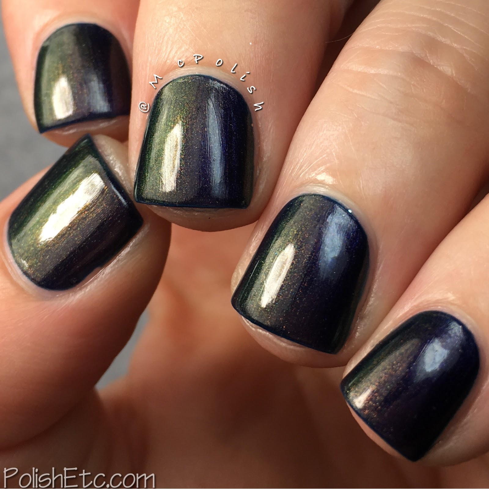 Great Lakes Lacquer - Polishing Poetic Collection - McPolish - The Dying of the Light