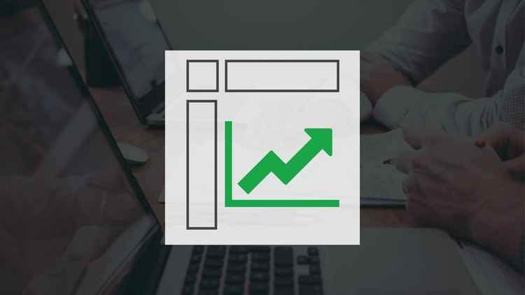 50% off Excel Pivot Table: Grouping, Calcs, Slicer, Sparklines