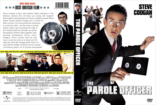 The Parole Officer DVD Cover