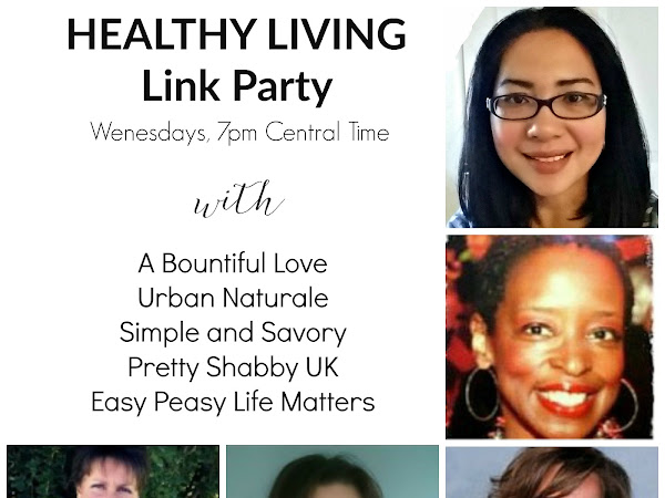 Healthy Living Link Party #48