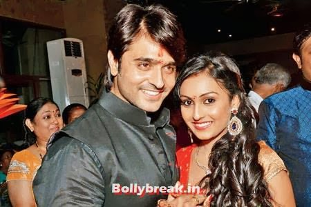Archana Taide and Ashish Sharma, Real Life Couples of Indian TV