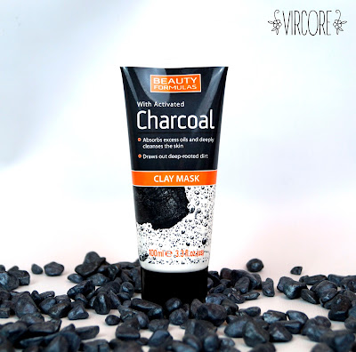BEAUTY FORMULAS  carbon activo mascarilla