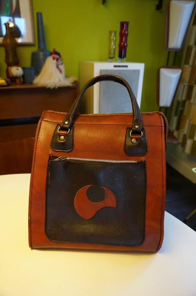 70s tote bag 1970s sac années 70 vintage