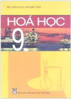 Sách Giáo Khoa Hóa Học Lớp 9 - Nhiều Tác Giả