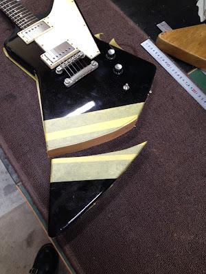 Gibson ECカット