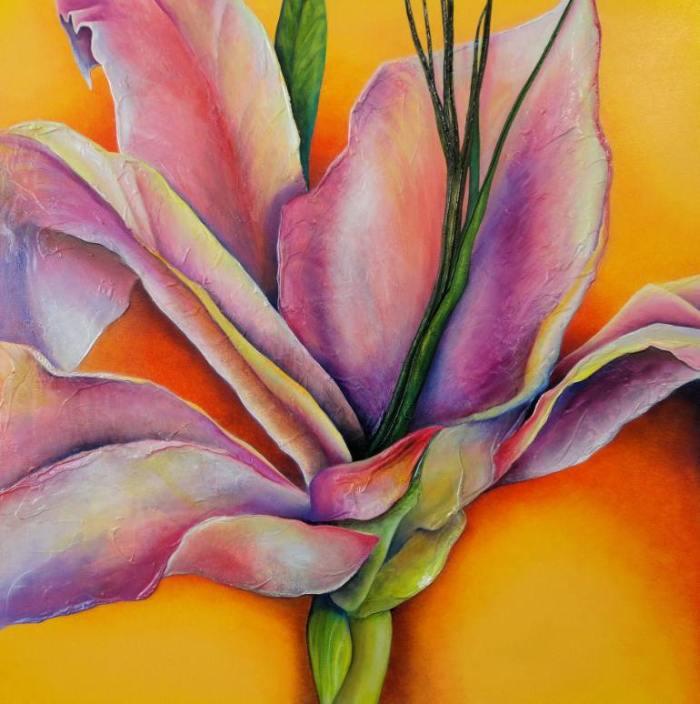 Голландский цветок. Marjolein Roeffel