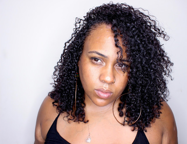 How to Moisturize Dry Natural Hair with HairVeda