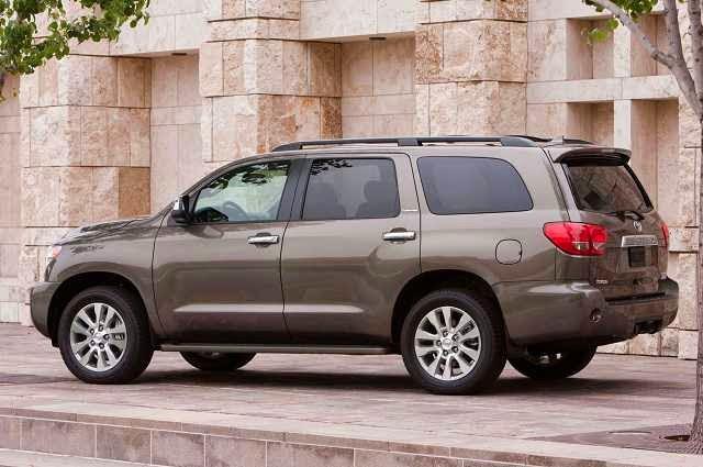 2018 Voiture Neuf ''2018 Toyota Sequoia'', Photos, Prix, Date De Sortie, Revue, Nouvelles