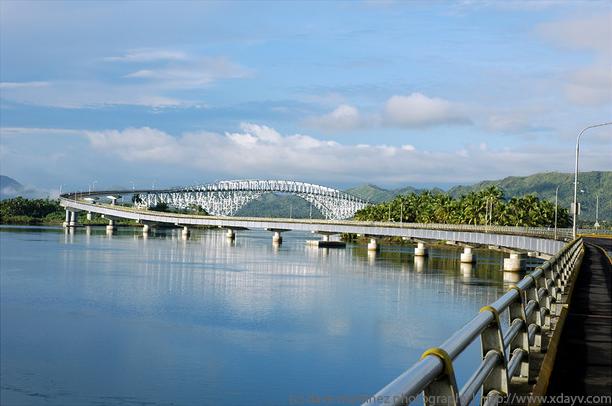 Philippine Urban Legends,  Alamat ng San Juanico Bridge