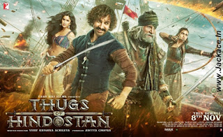 Thugs of Hindostan First Look Poster 4