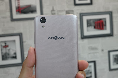 Smartphone yang cocok untuk admin olshop, Advan s50 4G Unlimited