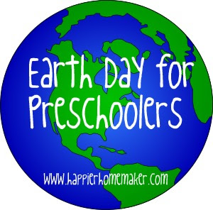 Earth Day Activities for Preschoolers