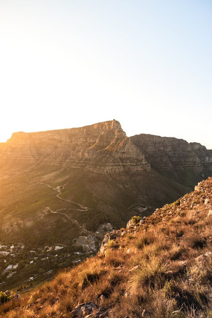 The Crown of South Africa Tourism