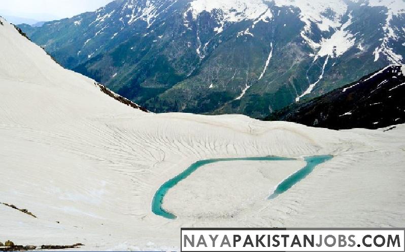 Ansoo Lake - Teardrop Lake, Places to visit in Pakistan, best places in Pakistan to Visit