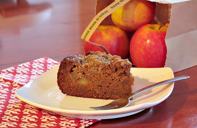 pumpkin apple cake