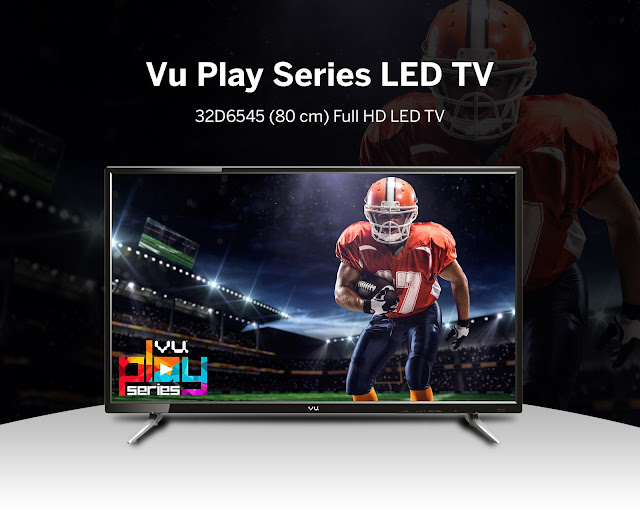 Vu 32D6545 LED TV