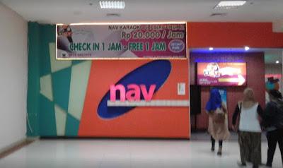 Harga Room NAV Makasar Sulawesi Selatan  Karaoke Keluarga